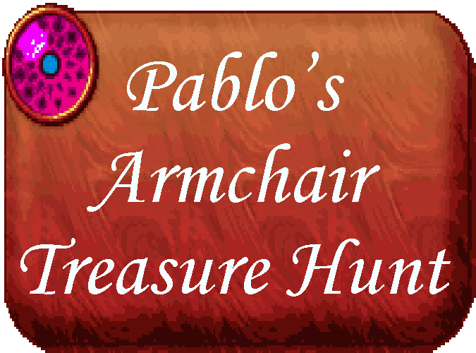 The Armchair Treasure Hunt